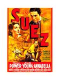 SUEZ Posters