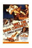 JUNGLE MYSTERY, 'Chapter 1: Into The Dark Continent', 1932. Posters