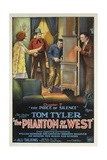 PHANTOM OF THE WEST, Tom tyler, 1931, 'Chapter 7: The Price of Silence' Prints
