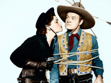 SON OF PALEFACE, from left: Jane Russell, Bob Hope, 1952 Posters