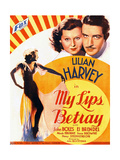 MY LIPS BETRAY Posters