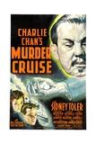 CHARLIE CHAN'S MURDER CRUISE Art