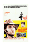 Charro!, Elvis Presley on poster art, 1969 Prints
