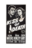 KISS OF DEATH Prints