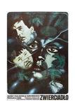 The Mirror, Polish poster, (aka Zerkalo), 1975 Prints