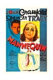 MANNEQUIN, Joan Crawford, Spencer Tracy, 1937 Prints