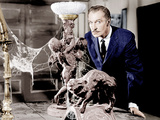 HOUSE ON HAUNTED HILL, Vincent Price, 1959 Prints