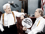 INHERIT THE WIND, from left: Spencer Tracy, Fredic March, 1960 Photo