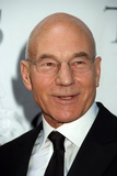 Patrick Stewart at arrivals for ARRIVALS - American Theatre Wing's 2008 Tony Awards, Radio… Photo