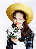 GIGI, Leslie Caron, 1958 Photo