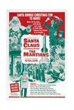 SANTA CLAUS CONQUERS THE MARTIANS Art
