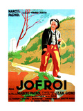 WAYS OF LOVE, (aka JOFROI), French poster, Vincent Scotto, 1933 Print