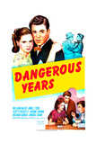 DANGEROUS YEARS Art