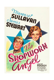 THE SHOPWORN ANGEL, James Stewart, Margaret Sullavan, 1938 Plakater