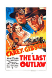 THE LAST OUTLAW Prints