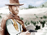 THE GOOD, THE BAD AND THE UGLY, Clint Eastwood, 1966 Julisteet