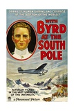 WITH BYRD AT THE SOUTH POLE, Admiral Richard E. Byrd, 1930 Prints