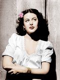 TORTILLA FLAT, Hedy Lamarr, 1942 Photo