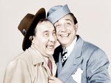 HELLZAPOPPIN', from left: Chic Johnson, Ole Olsen, (aka Olsen & Johnson), 1941 Photo
