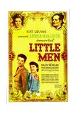 LITTLE MEN, top from left: Erin O'Brien-Moore, Ralph Morgan, bottom left: Frankie Darro, 1934. Posters
