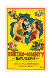 TARZAN THE MIGHTY, Frank Merrill, Bobby Nelson, Natalie Kingston, 1928 Prints