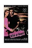 WILD AT HEART, Nicolas Cage, Laura Dern, 1990. © Samuel Goldwyn Company/courtesy Everett Collection Poster