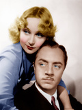 MY MAN GODFREY, from left: Carole Lombard, William Powell, 1936 Photo