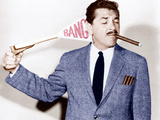 THE ERNIE KOVACS SHOW, Ernie Kovacs, 1952-1956. Photo