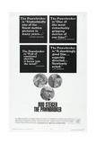 THE PAWNBROKER, US poster, far bottom: Rod Steiger, 1964 Prints