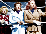 A LETTER TO THREE WIVES, from left: Ann Sothern, Linda Darnell, Jeanne Crain, 1949. Photo