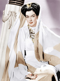 Rosalind Russell, Warner Brothers portrait, ca. 1940s Photo