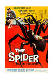 EARTH VS. THE SPIDER, (aka THE SPIDER), poster art, 1958 Posters