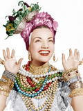 Carmen Miranda, ca. late 1940s Photographie
