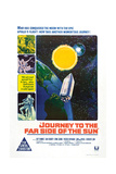 JOURNEY TO THE FAR SIDE OF THE SUN, Australian poster, 1969 Kunstdrucke