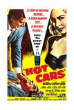 HOT CARS, poster, 1956 Prints