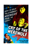CRY OF THE WEREWOLF Posters