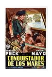 CAPTAIN HORATIO HORNBLOWER (aka CONQUISTADOR DE LOS MARES) Prints