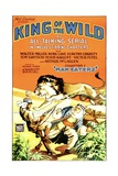 KING OF THE WILD, 'Chapter 1-Man Eaters', 1931 Print