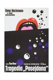 THE POSEIDON ADVENTURE, (aka TRAGEDIA POSEJDONA), Polish poster, 1972 Print