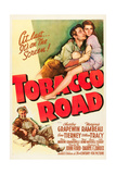 TOBACCO ROAD Posters