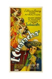 LA CUCARACHA, Don Alvarado, 1934. Prints