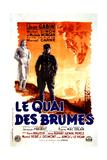 PORT OF SHADOWS (aka LE QUAI DES BRUMES) Prints