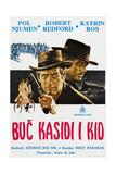 BUTCH CASSIDY AND THE SUNDANCE KID (aka BUC KASIDI I KID) Posters