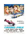 GRAND PRIX Prints