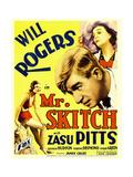 MR. SKITCH Print