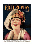 Bebe Daniels, on the cover of Picture-Play Magazine, February 1921 Prints