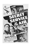 SECRET SERVICE OF THE AIR Prints