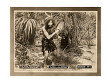 THE SON OF TARZAN, 'Episode 1: Call of the Jungle', lobbycard, 1920 Art