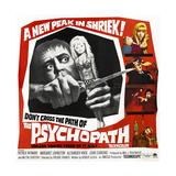 THE PSYCHOPATH, US lobbycard, 1966 Prints