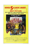 THE DEER HUNTER, US poster, 1978, (c) Universal/courtesy Everett Collection Prints